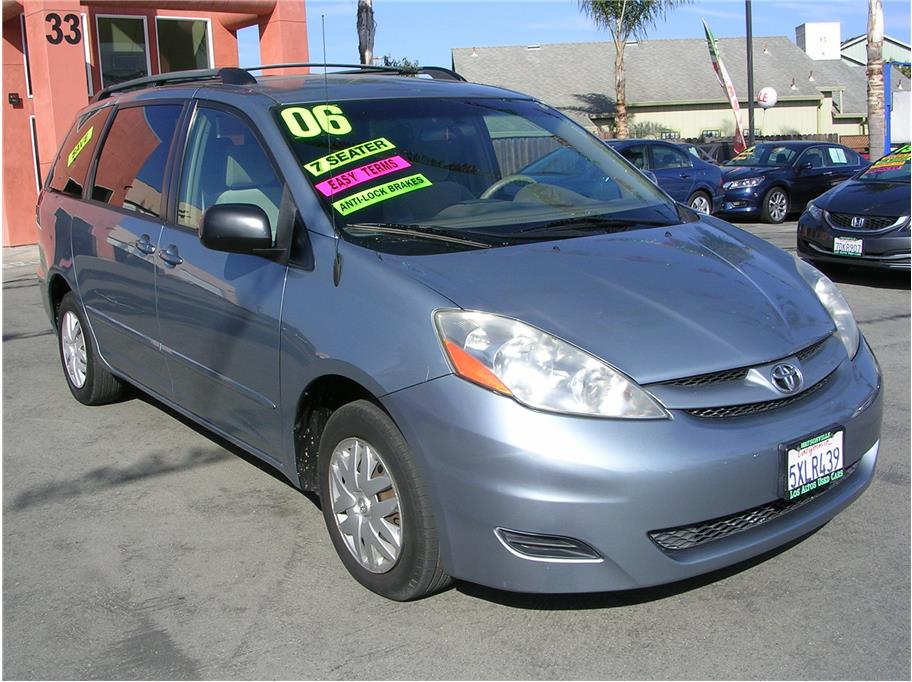 2006 Toyota Sienna from Los Altos Used Cars II
