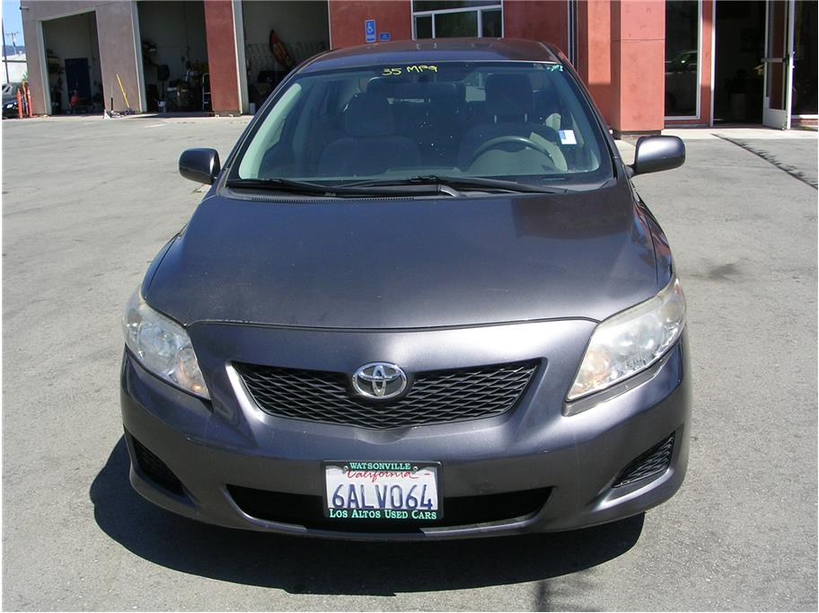 2009 Toyota Corolla from Los Altos Used Cars II