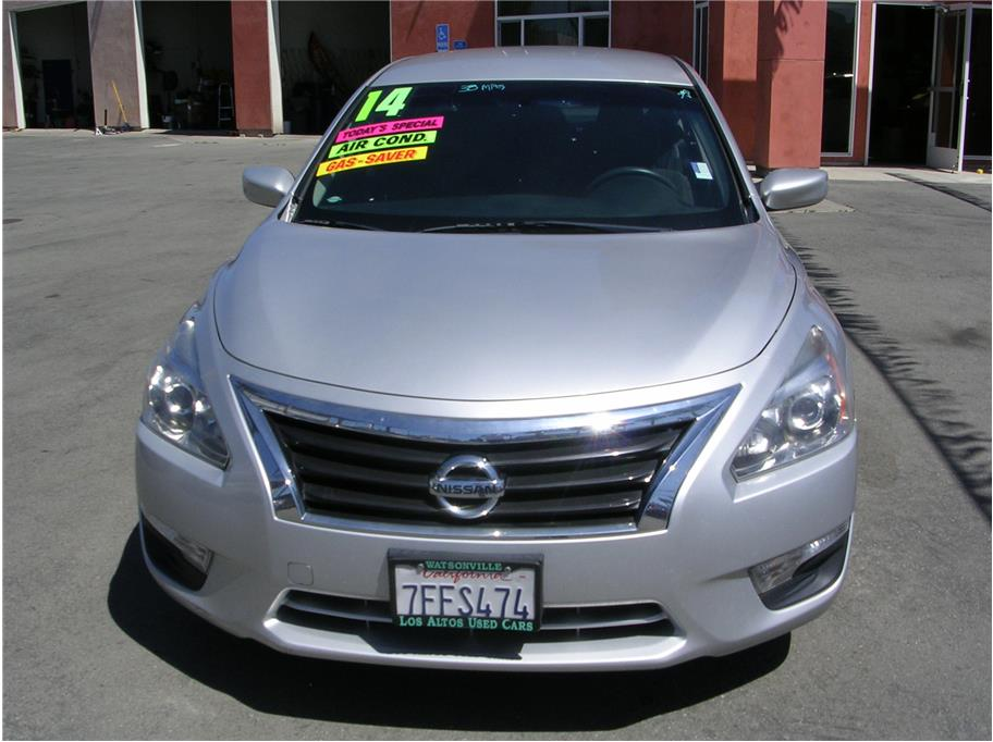 2014 Nissan Altima from Los Altos Used Cars II