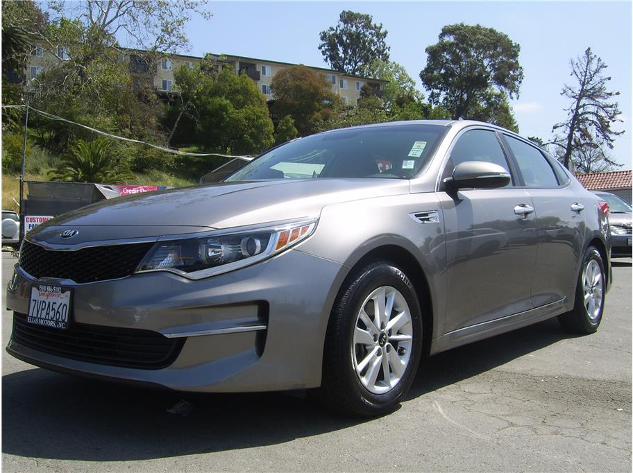 2016 Kia Optima from Elias Motors Inc