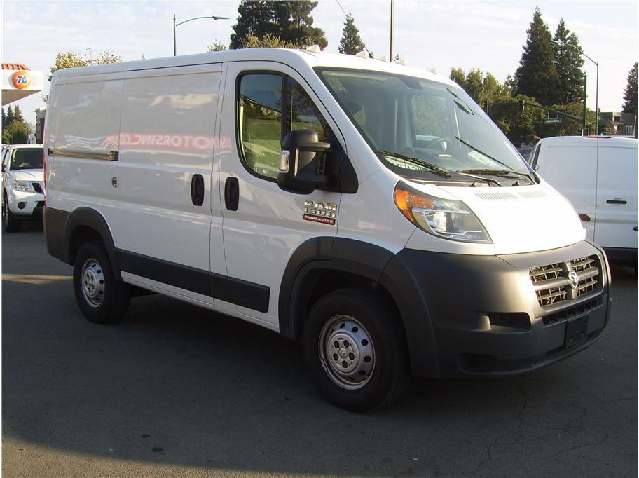 2018 Ram ProMaster Cargo Van from Elias Motors Inc