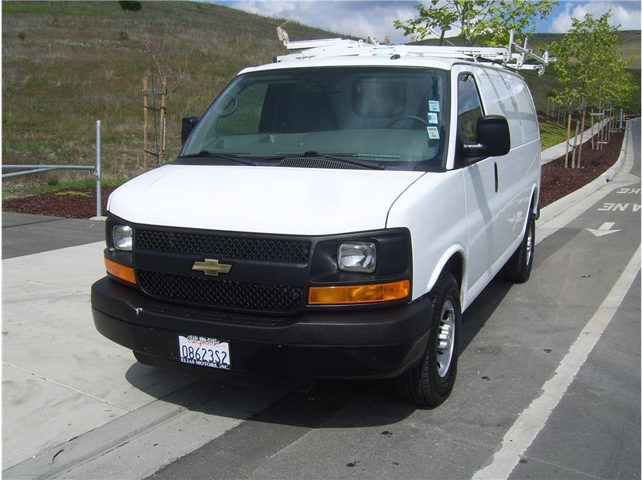 2015 Chevrolet Express 2500 Cargo from Elias Motors Inc