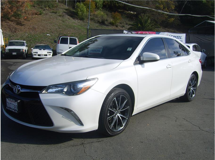 2017 Toyota Camry from Elias Motors Inc