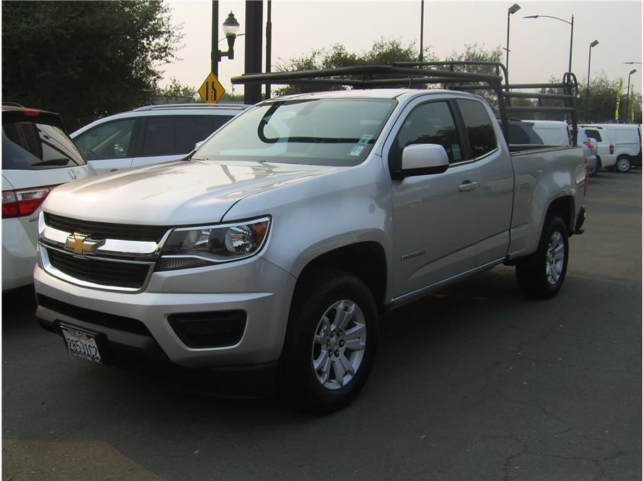 2016 Chevrolet Colorado Extended Cab from Elias Motors Inc
