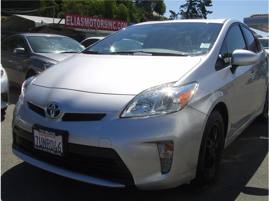 2015 Toyota Prius from Elias Motors Inc