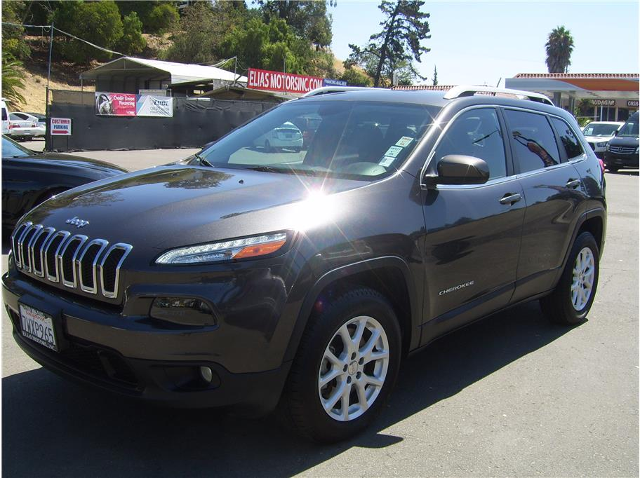 2015 Jeep Cherokee from Elias Motors Inc