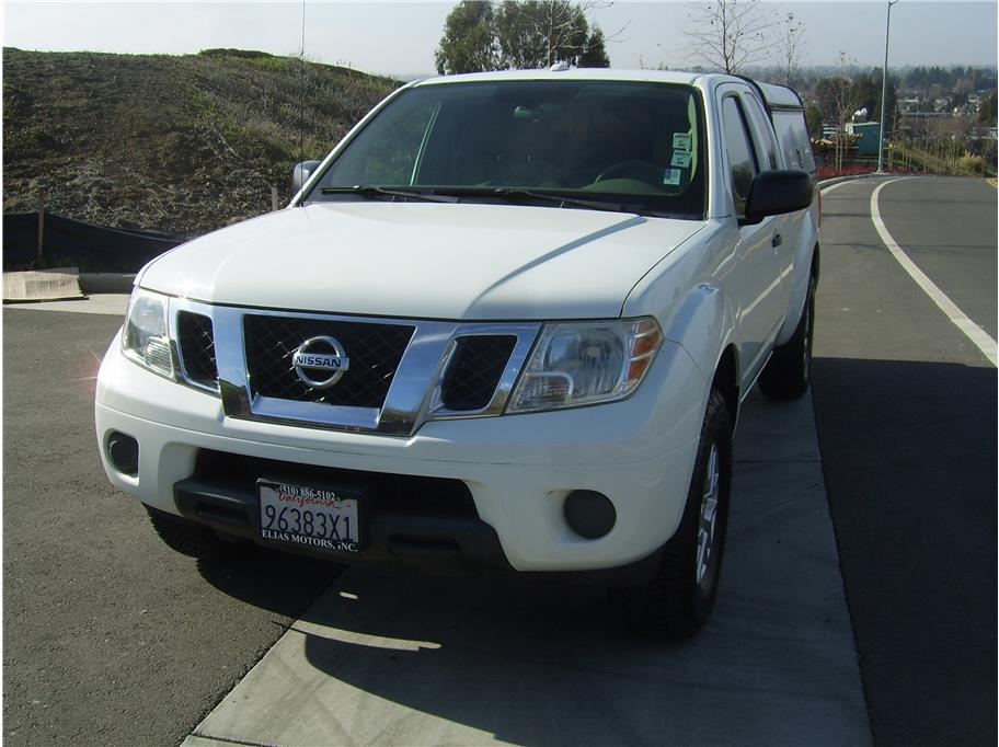 2014 Nissan Frontier King Cab from Elias Motors Inc