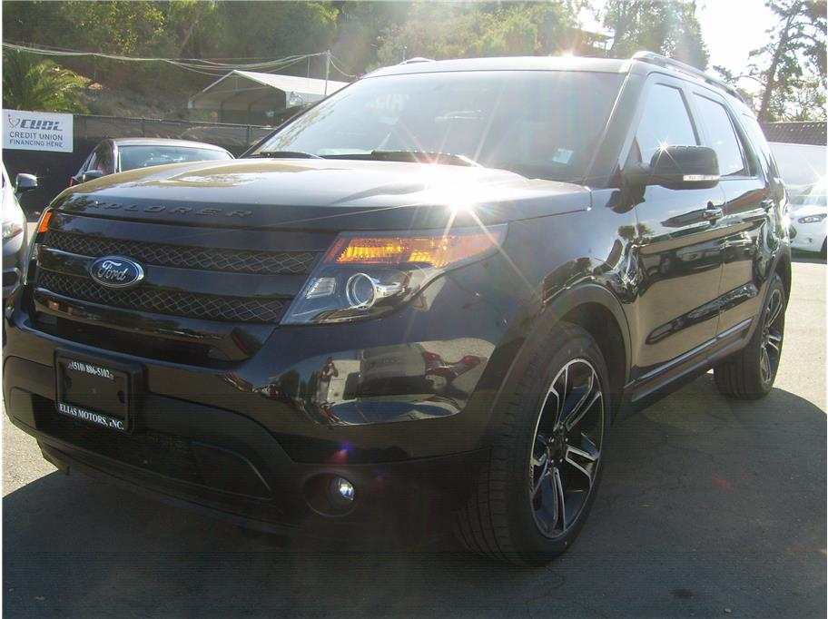 2015 Ford Explorer from Elias Motors Inc
