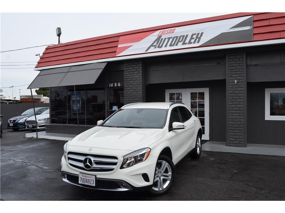 2017 Mercedes-Benz GLA from Credit Cars, Inc. dba Fresno AutoPlex