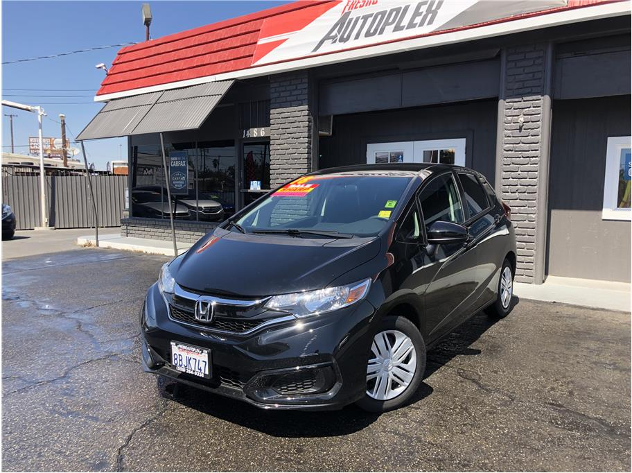 2018 Honda Fit from Fresno AutoPlex II