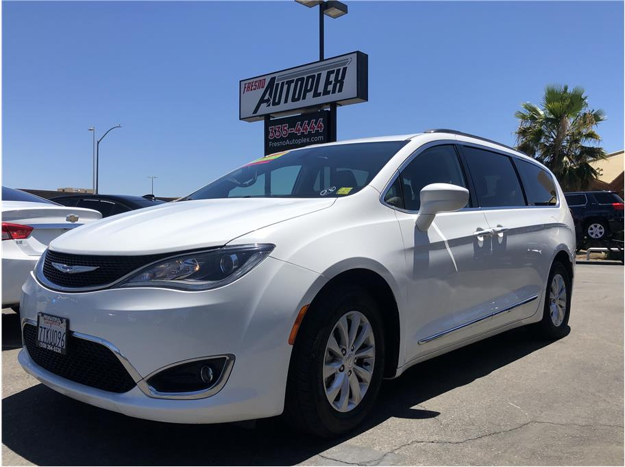 2017 Chrysler Pacifica from Fresno AutoPlex II