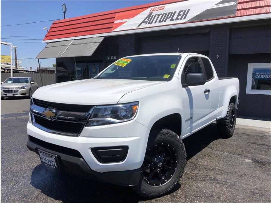 2019 Chevrolet Colorado Extended Cab from Credit Cars, Inc. dba Fresno AutoPlex