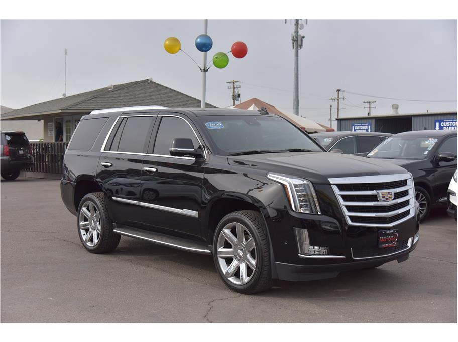 2018 Cadillac Escalade from Western Motors-Fresno