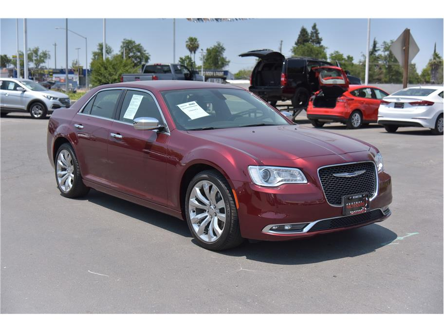 2018 Chrysler 300 from Western Motors-Fresno