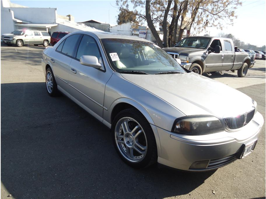 2003 Lincoln LS from SPEED MAX