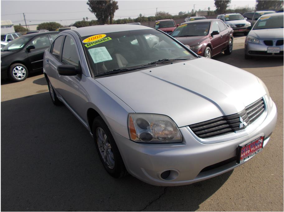 2008 Mitsubishi Galant from SPEED MAX