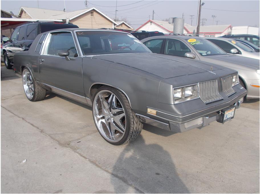 1984 Oldsmobile CUTLASS from SPEED MAX
