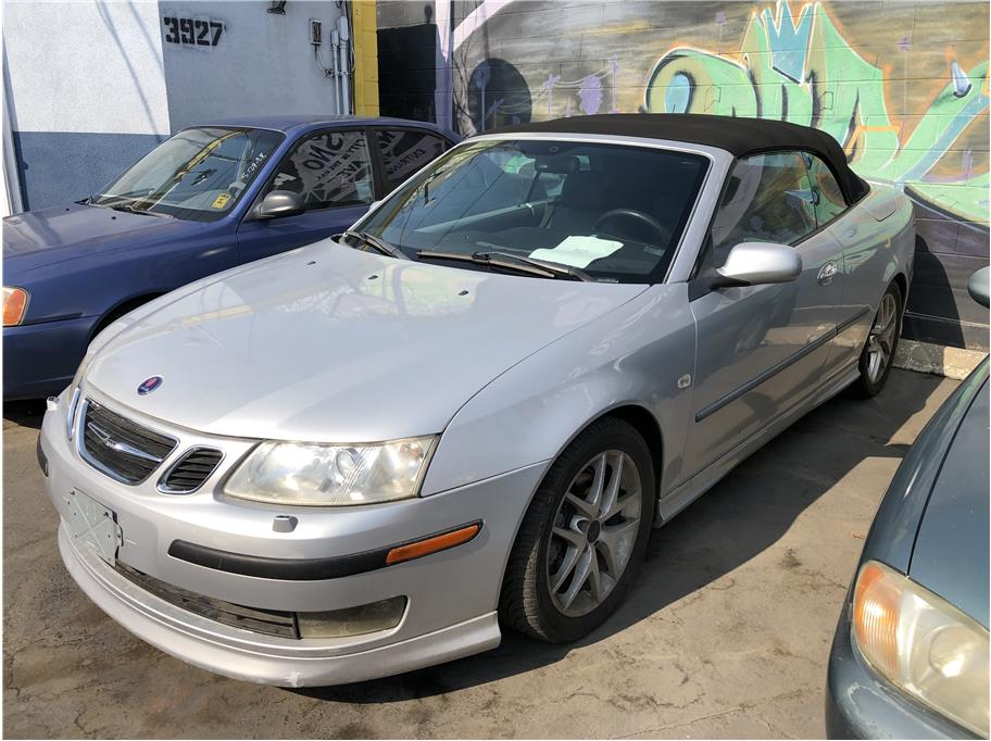 2006 Saab 9-3 from SPEED MAX