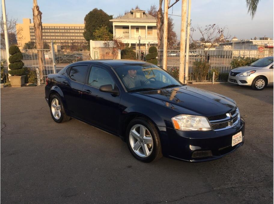 2013 Dodge Avenger from SPEED MAX