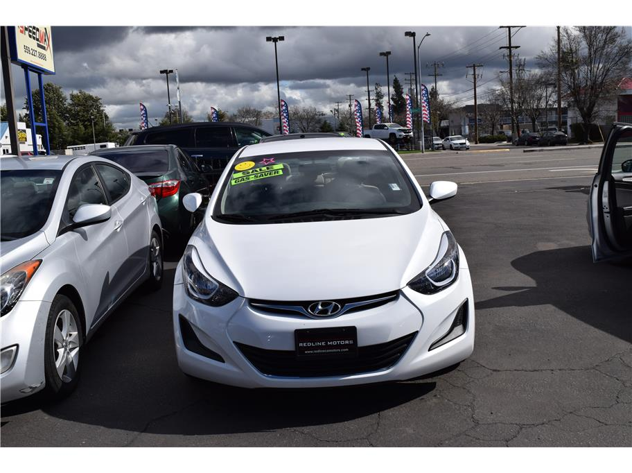 2016 Hyundai Elantra from SPEED MAX