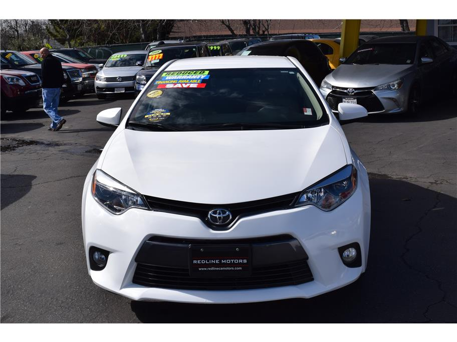 2016 Toyota Corolla from SPEED MAX