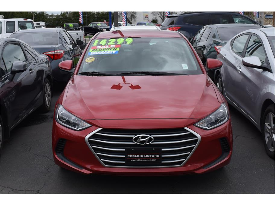 2017 Hyundai Elantra from SPEED MAX