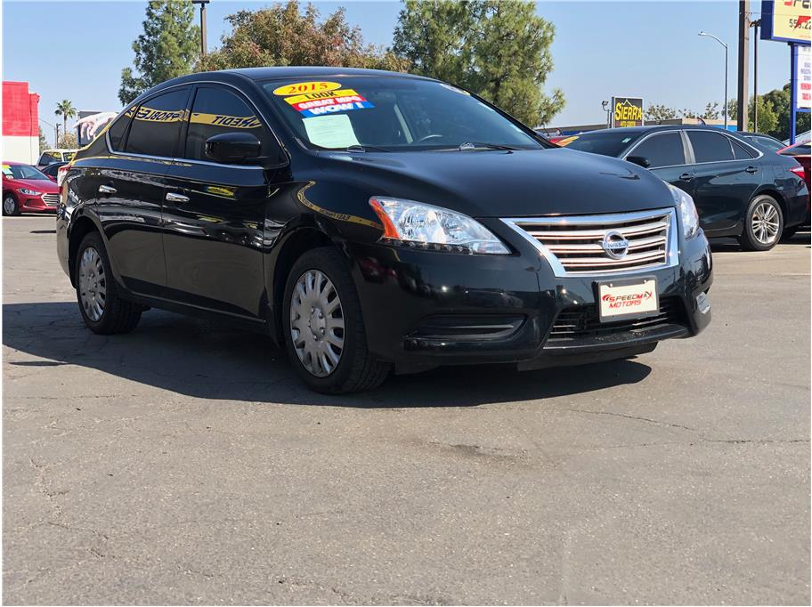 2015 Nissan Sentra from SPEED MAX
