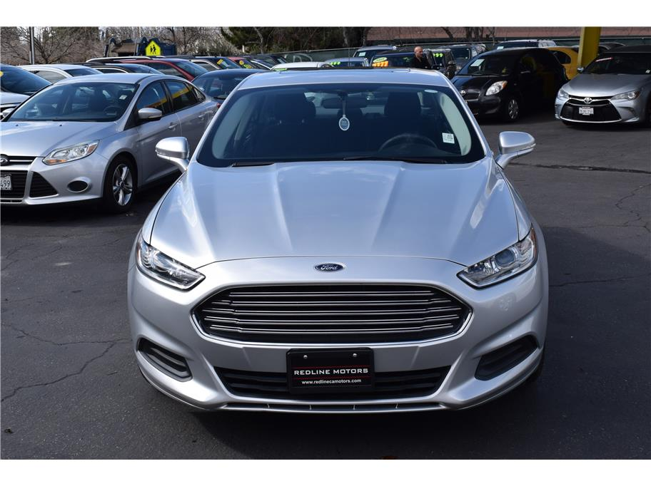 2016 Ford Fusion from SPEED MAX