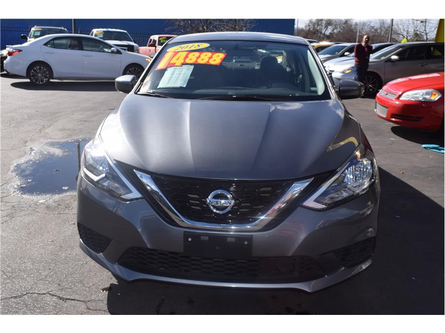 2018 Nissan Sentra from SPEED MAX