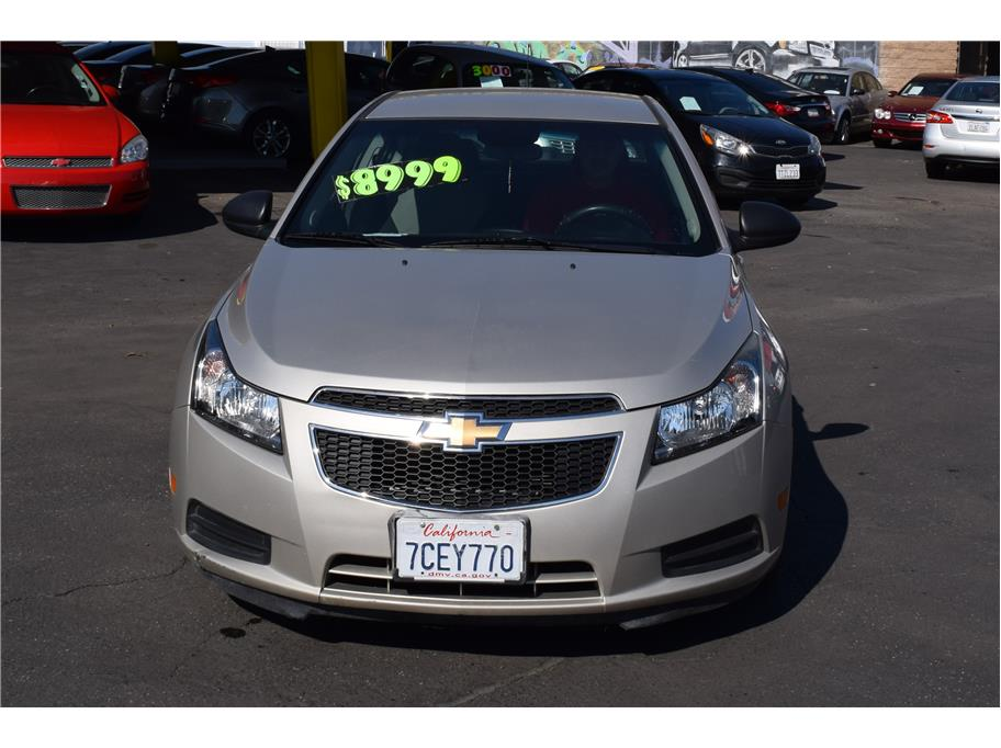 2014 Chevrolet Cruze from SPEED MAX