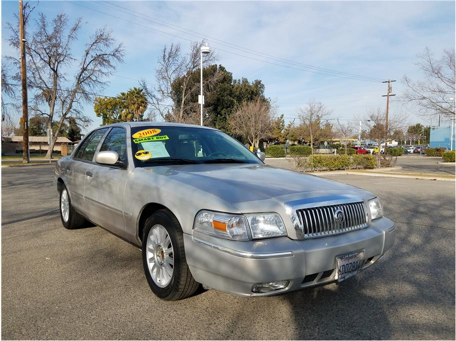 2008 Mercury Grand Marquis from SPEED MAX