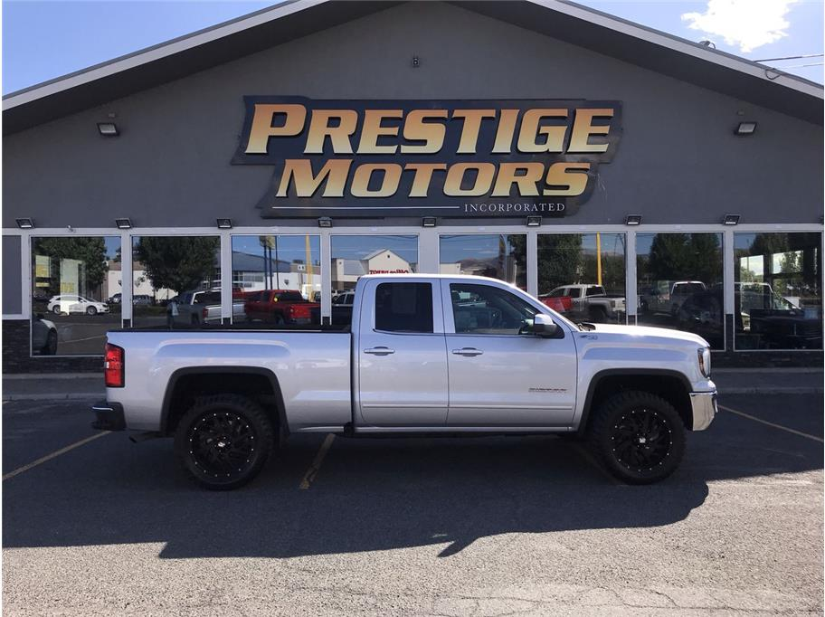 2018 GMC Sierra 1500 Double Cab from Prestige Motors, Inc.