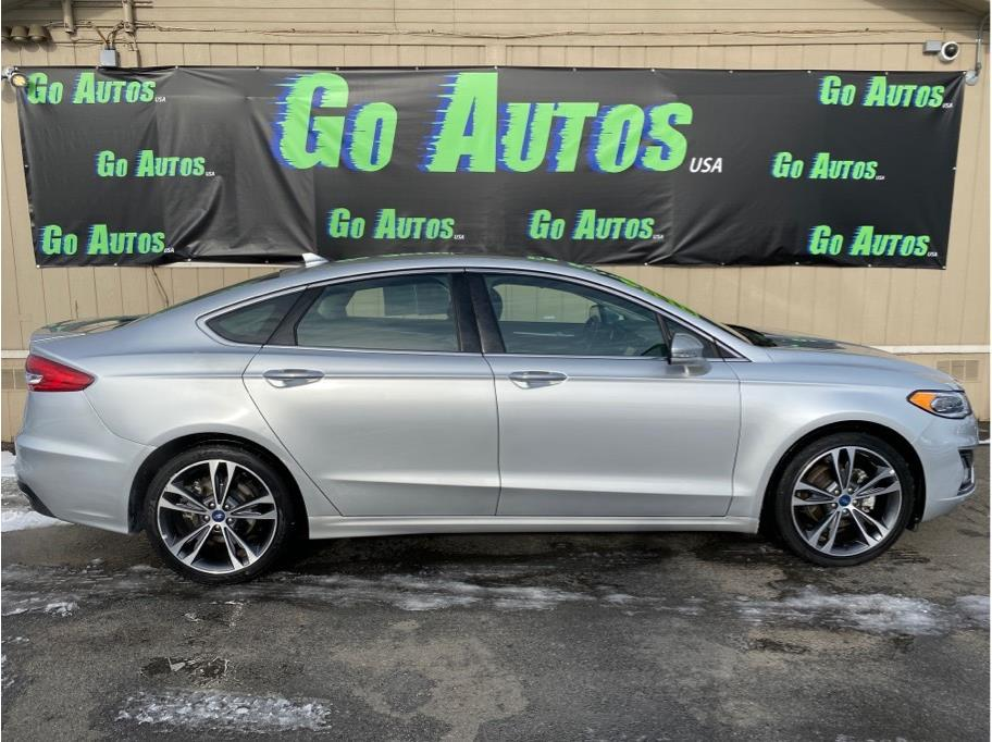 2019 Ford Fusion from GO AUTOS USA