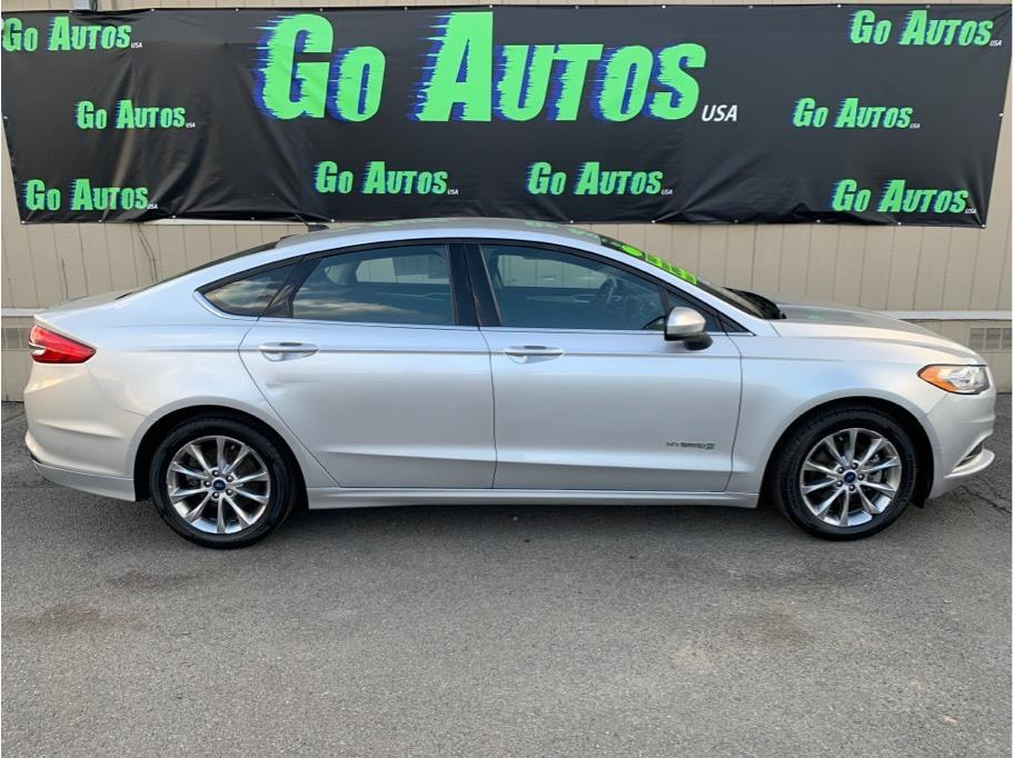 2017 Ford Fusion from GO AUTOS USA