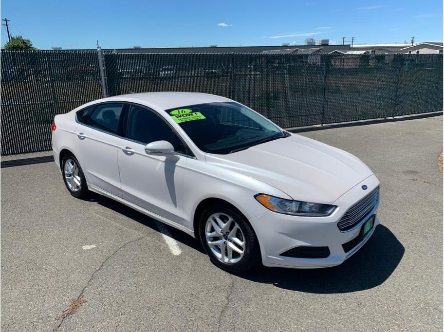 2016 Ford Fusion from GO AUTOS USA