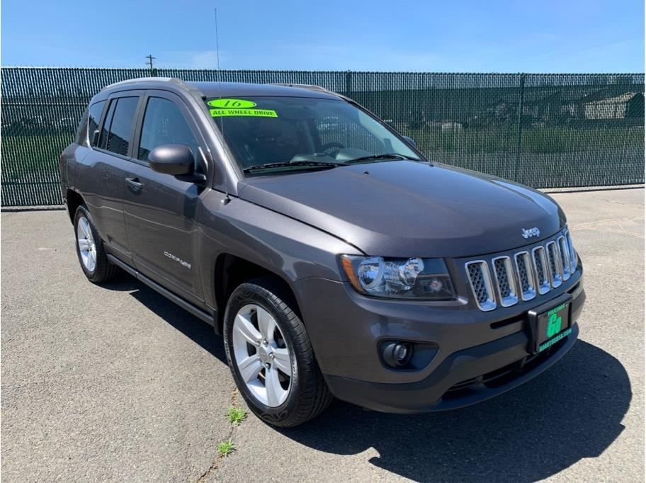 2016 Jeep Compass from GO AUTOS USA