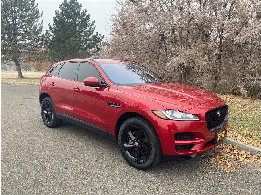 2018 Jaguar F-PACE from Prestige Motors, Inc. II