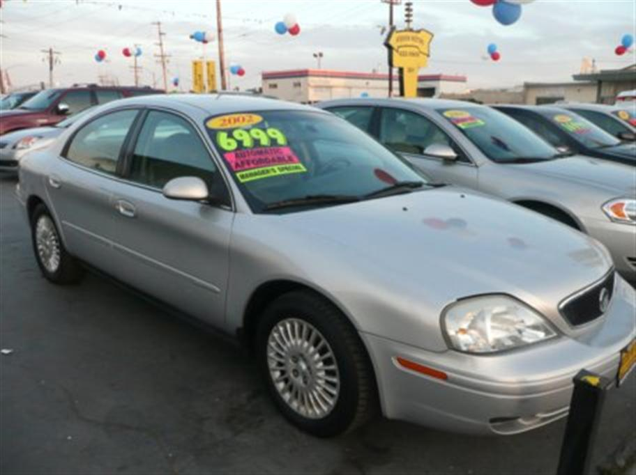 2002 Mercury Sable from Mission Motors