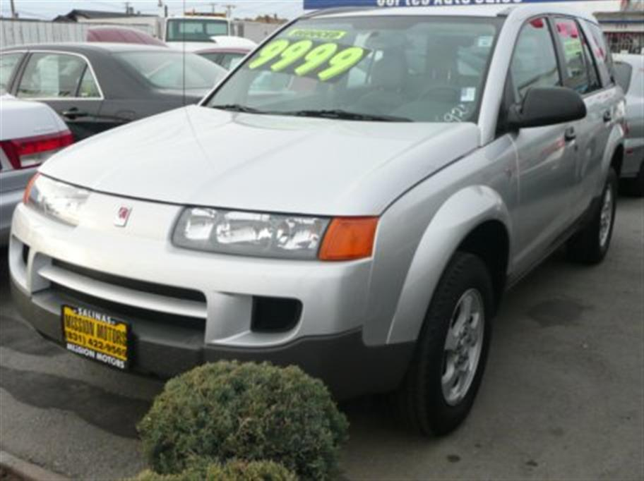 2003 Saturn VUE from Mission Motors