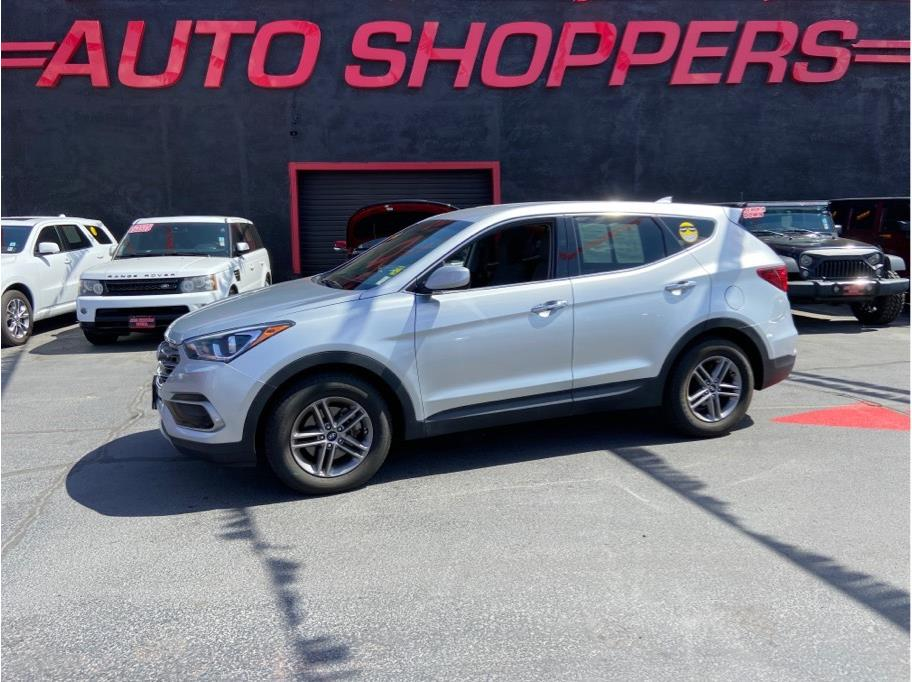 2017 Hyundai Santa Fe Sport from Auto Shoppers