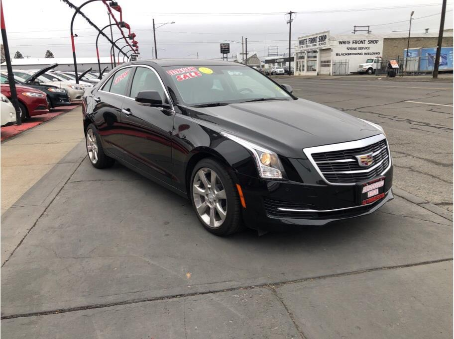 2016 Cadillac ATS from Auto Shoppers