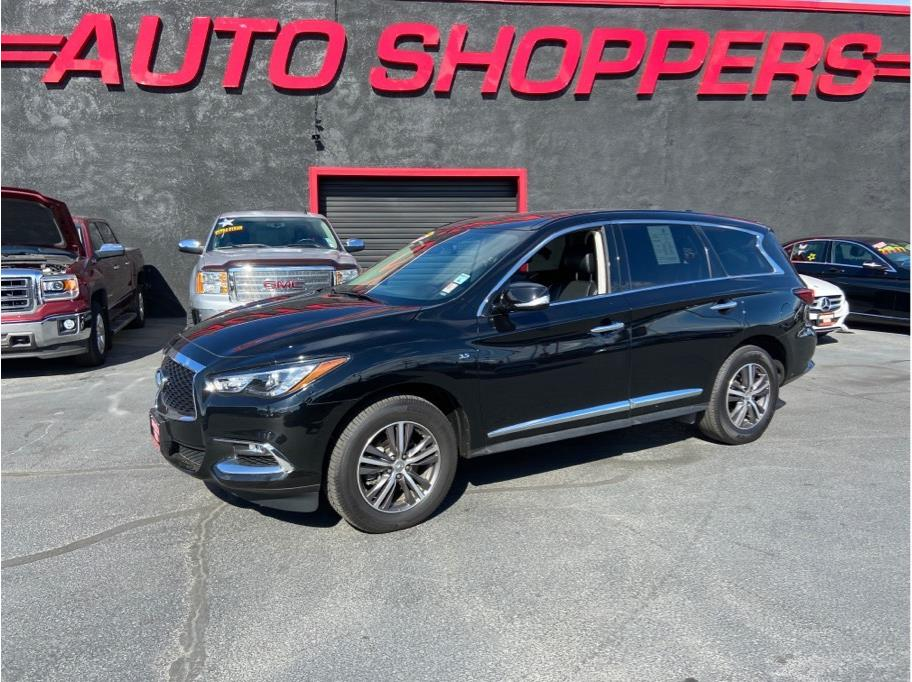2019 INFINITI QX60 from Auto Shoppers