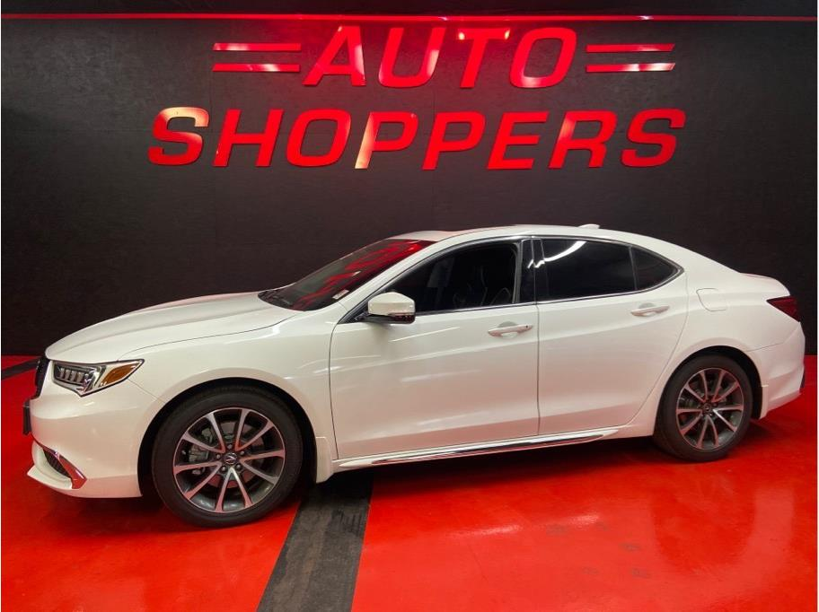 2018 Acura TLX from Auto Shoppers