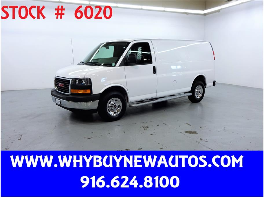 2018 GMC Savana 2500 Cargo from WhyBuyNewAutos.com