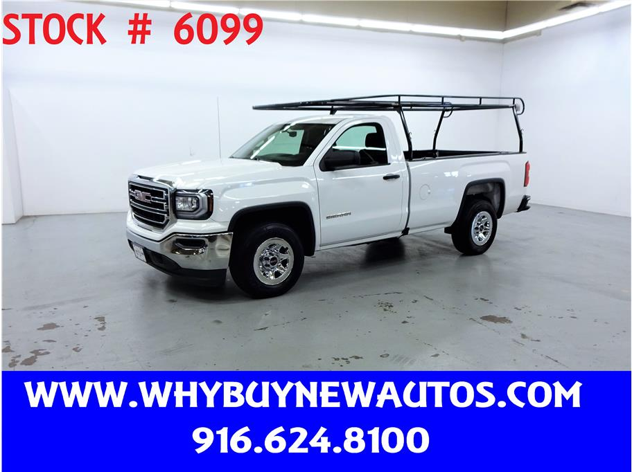 2018 GMC Sierra 1500 Regular Cab from WhyBuyNewAutos.com