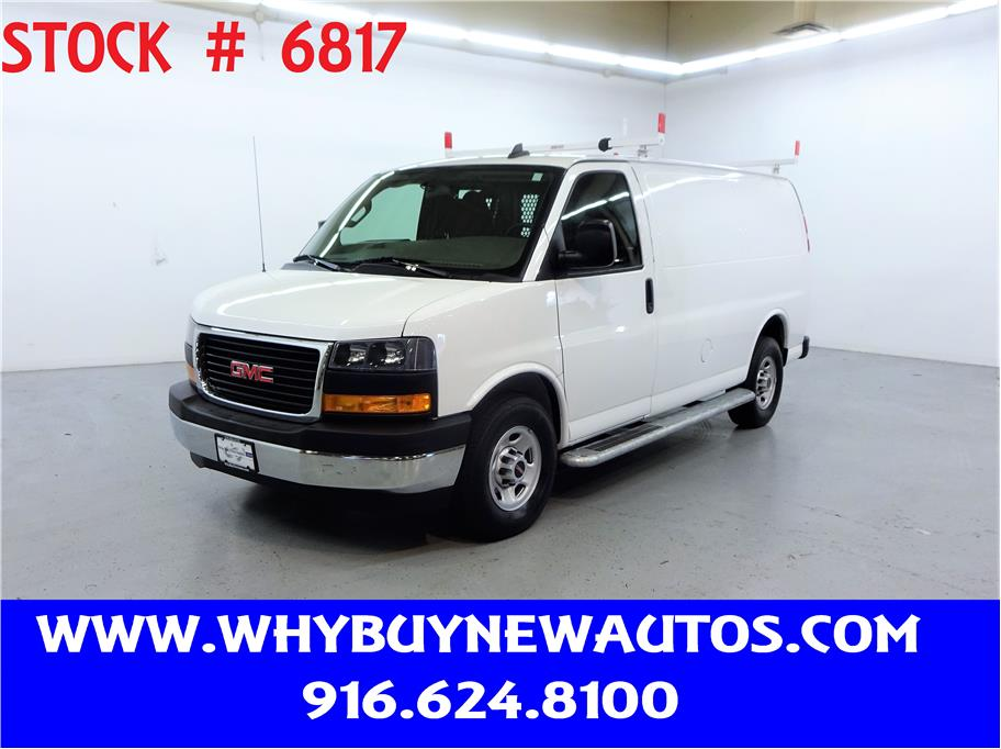 2019 GMC Savana 2500 Cargo from WhyBuyNewAutos.com