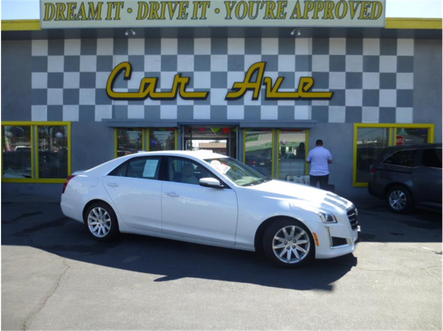 2015 Cadillac CTS from CAR AVE