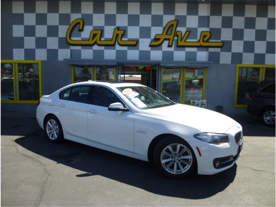 2016 BMW 5 Series from CAR AVE