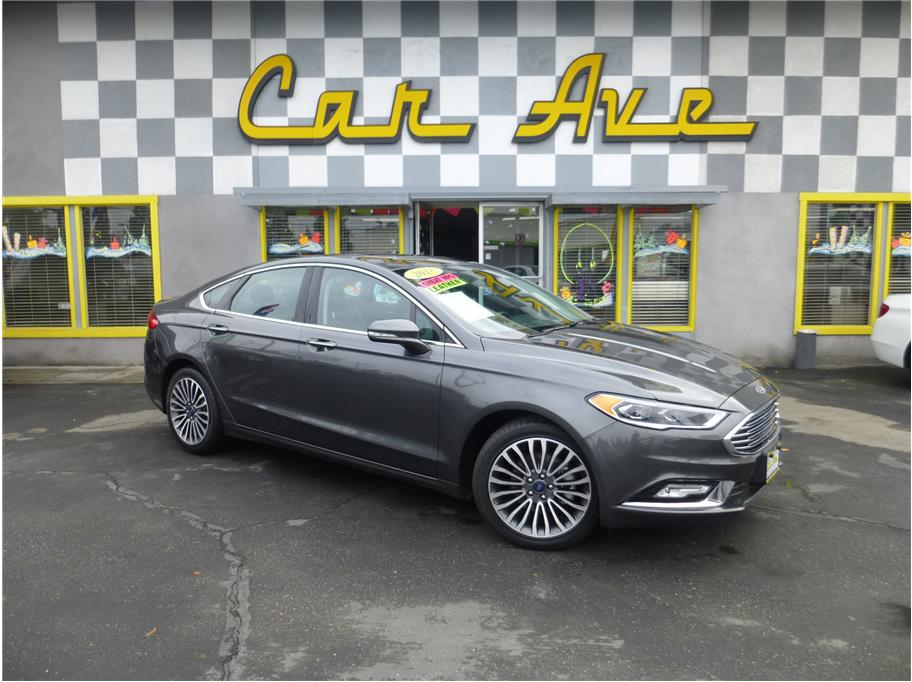 2018 Ford Fusion from CAR AVE