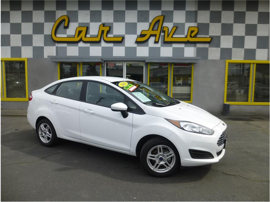 2018 Ford Fiesta from CAR AVE